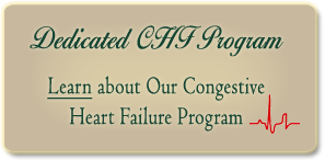 Dedicated Congestive Heart Failure Care Unit