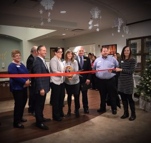 Lemont Center's Winter Wonderland Grand Opening!